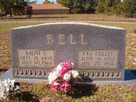 BELL, EXA - Nevada County, Arkansas | EXA BELL - Arkansas Gravestone Photos