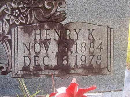 BEVER, HENRY K - Nevada County, Arkansas | HENRY K BEVER - Arkansas Gravestone Photos