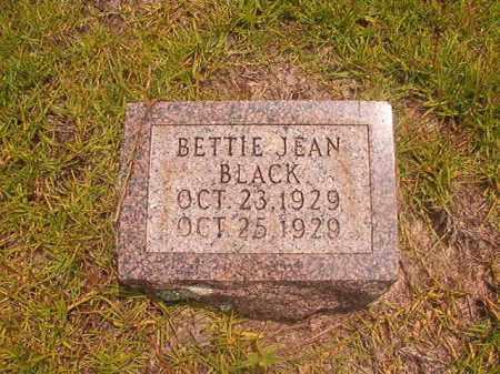 BLACK, BETTIE JEAN - Nevada County, Arkansas | BETTIE JEAN BLACK - Arkansas Gravestone Photos