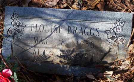 BRAGGS, ELOUISE - Nevada County, Arkansas | ELOUISE BRAGGS - Arkansas Gravestone Photos