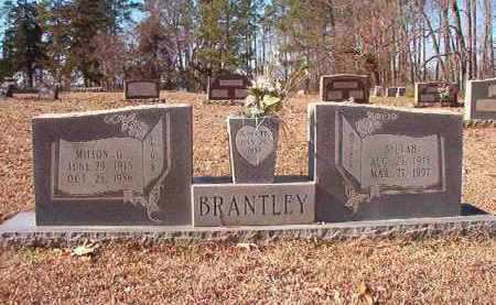 BRANTLEY, MILTON G - Nevada County, Arkansas | MILTON G BRANTLEY - Arkansas Gravestone Photos