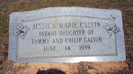 CALVIN, JESSICA MARIE - Nevada County, Arkansas | JESSICA MARIE CALVIN - Arkansas Gravestone Photos