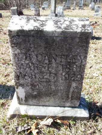 CANTLEY, W. H. - Nevada County, Arkansas | W. H. CANTLEY - Arkansas Gravestone Photos