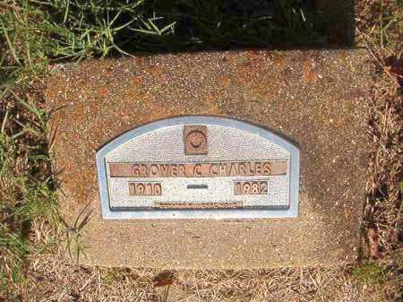 CHARLES, GROVER C - Nevada County, Arkansas   GROVER C CHARLES - Arkansas Gravestone Photos
