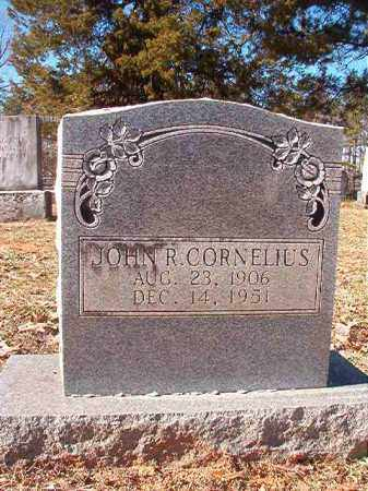 CORNELIUS, JOHN R - Nevada County, Arkansas | JOHN R CORNELIUS - Arkansas Gravestone Photos