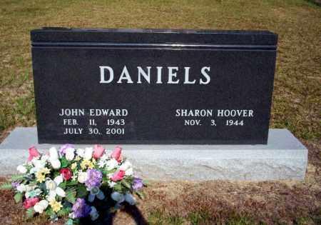 DANIELS, JOHN EDWARD - Nevada County, Arkansas | JOHN EDWARD DANIELS - Arkansas Gravestone Photos
