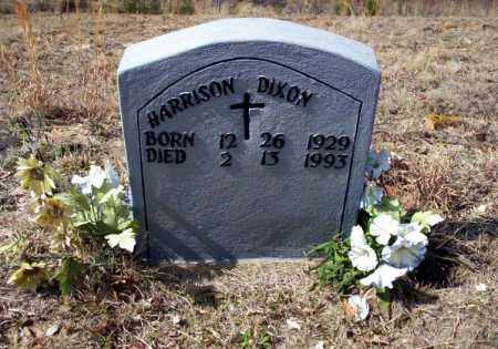 DIXON, HARRISON - Nevada County, Arkansas | HARRISON DIXON - Arkansas Gravestone Photos