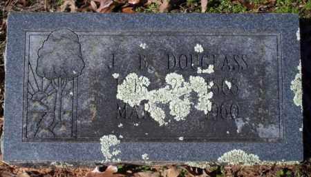 DOUGLASS, J.B. - Nevada County, Arkansas | J.B. DOUGLASS - Arkansas Gravestone Photos