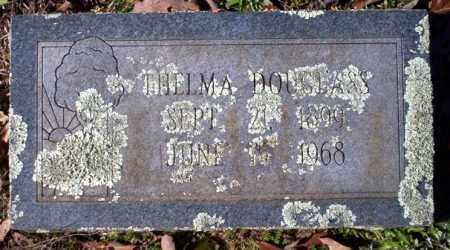 DOUGLASS, THELMA - Nevada County, Arkansas | THELMA DOUGLASS - Arkansas Gravestone Photos