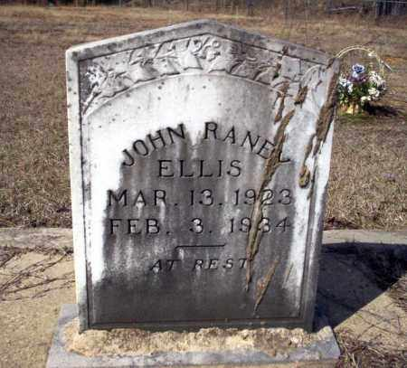 ELLIS, JOHN RAINEY - Nevada County, Arkansas | JOHN RAINEY ELLIS - Arkansas Gravestone Photos