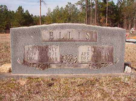 ELLIS, ELVIRA - Nevada County, Arkansas | ELVIRA ELLIS - Arkansas Gravestone Photos