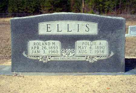 ELLIS, ROLAND M - Nevada County, Arkansas | ROLAND M ELLIS - Arkansas Gravestone Photos
