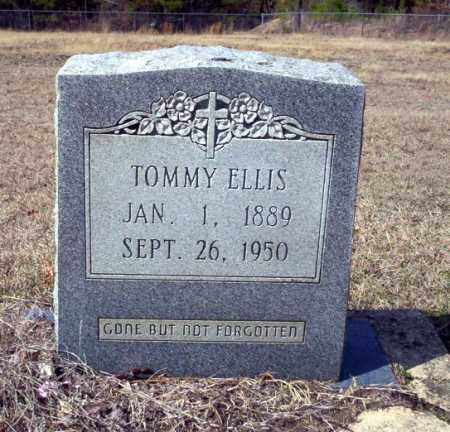 ELLIS, TOMMY - Nevada County, Arkansas | TOMMY ELLIS - Arkansas Gravestone Photos