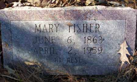 FISHER, MARY - Nevada County, Arkansas | MARY FISHER - Arkansas Gravestone Photos