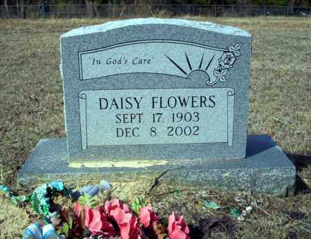 FLOWERS, DAISY - Nevada County, Arkansas | DAISY FLOWERS - Arkansas Gravestone Photos