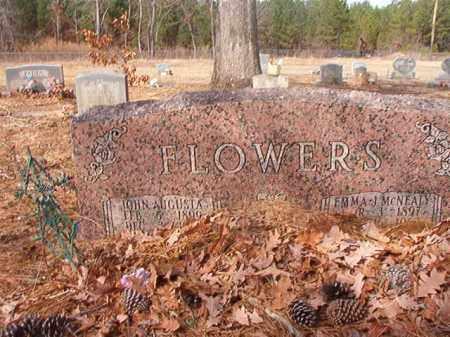 FLOWERS, ERMA J - Nevada County, Arkansas | ERMA J FLOWERS - Arkansas Gravestone Photos