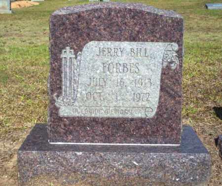 FORBES, JERRY BILL - Nevada County, Arkansas | JERRY BILL FORBES - Arkansas Gravestone Photos