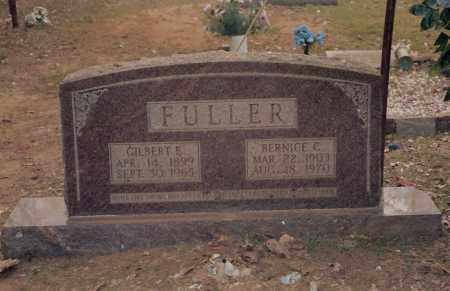 FULLER, GILBERT ELVIN - Nevada County, Arkansas | GILBERT ELVIN FULLER - Arkansas Gravestone Photos