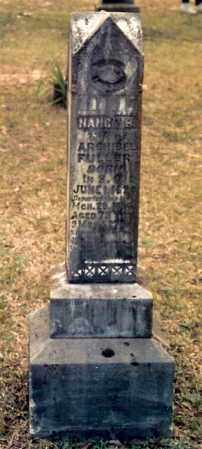 FULLER, NANCY B - Nevada County, Arkansas | NANCY B FULLER - Arkansas Gravestone Photos