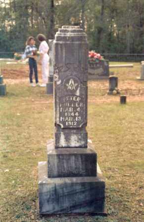 FULLER, PETER - Nevada County, Arkansas | PETER FULLER - Arkansas Gravestone Photos