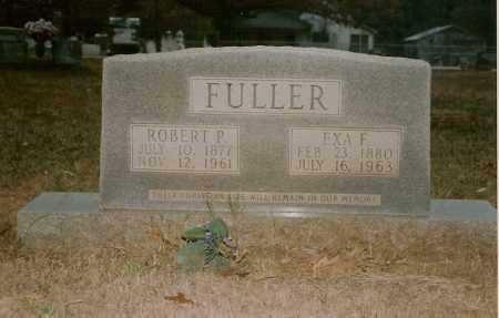 FULLER, EXA F - Nevada County, Arkansas | EXA F FULLER - Arkansas Gravestone Photos