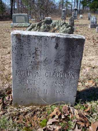 GLEGHORN, RUTH A - Nevada County, Arkansas | RUTH A GLEGHORN - Arkansas Gravestone Photos