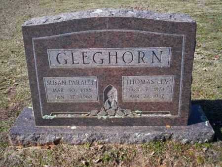GLEGHORN, THOMAS LEVI - Nevada County, Arkansas | THOMAS LEVI GLEGHORN - Arkansas Gravestone Photos