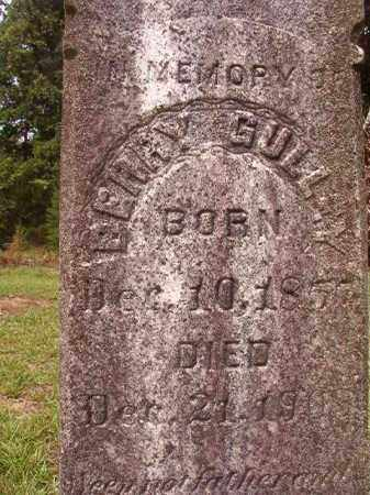 GULLEY, BERRY - Nevada County, Arkansas | BERRY GULLEY - Arkansas Gravestone Photos