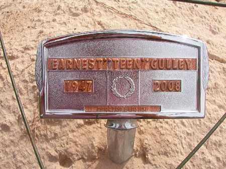 "GULLEY, EARNEST ""TEEN"" - Nevada County, Arkansas | EARNEST ""TEEN"" GULLEY - Arkansas Gravestone Photos"