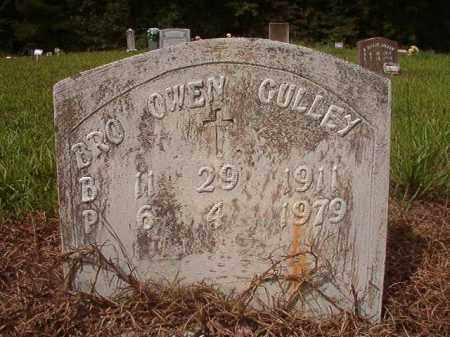 GULLEY, OWEN - Nevada County, Arkansas | OWEN GULLEY - Arkansas Gravestone Photos