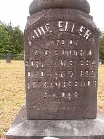 GUTTRY, JOE ELLER - Nevada County, Arkansas | JOE ELLER GUTTRY - Arkansas Gravestone Photos