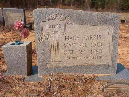 HARRIS, MARY - Nevada County, Arkansas | MARY HARRIS - Arkansas Gravestone Photos