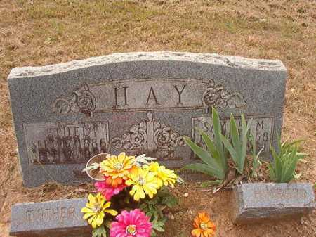 HAY, ETHEL - Nevada County, Arkansas | ETHEL HAY - Arkansas Gravestone Photos
