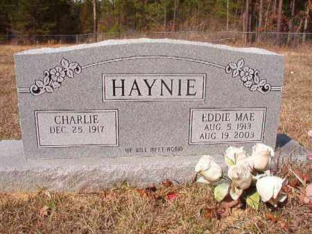 HAYNIE, EDDIE MAE - Nevada County, Arkansas | EDDIE MAE HAYNIE - Arkansas Gravestone Photos