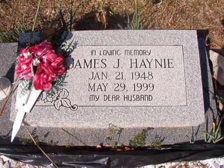 HAYNIE, JAMES J - Nevada County, Arkansas | JAMES J HAYNIE - Arkansas Gravestone Photos