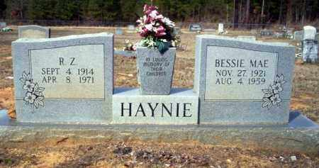 HAYNIE, BESSIE MAE - Nevada County, Arkansas | BESSIE MAE HAYNIE - Arkansas Gravestone Photos
