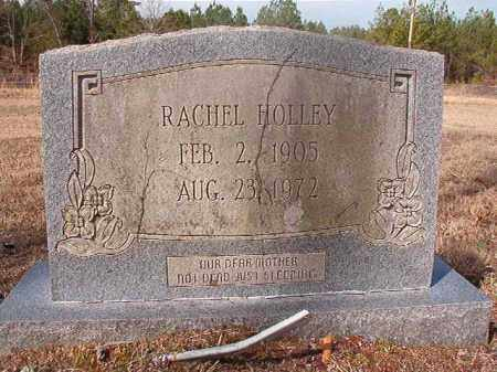 HOLLEY, RACHEL - Nevada County, Arkansas | RACHEL HOLLEY - Arkansas Gravestone Photos