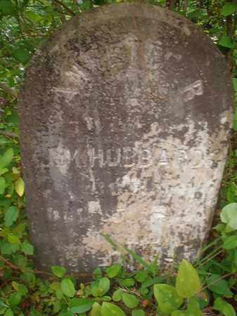 HUBBARD, ANNETTE R - Nevada County, Arkansas | ANNETTE R HUBBARD - Arkansas Gravestone Photos