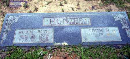 HUNTER, RUBIN - Nevada County, Arkansas | RUBIN HUNTER - Arkansas Gravestone Photos