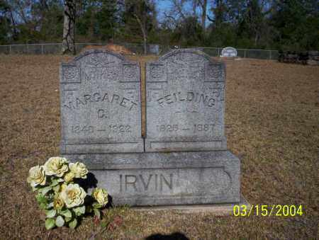 IRVIN, FIELDING - Nevada County, Arkansas | FIELDING IRVIN - Arkansas Gravestone Photos