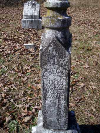 JACKS, THOS. OPHER - Nevada County, Arkansas | THOS. OPHER JACKS - Arkansas Gravestone Photos
