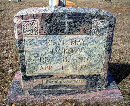 JACKSON, OLLIE MAE - Nevada County, Arkansas | OLLIE MAE JACKSON - Arkansas Gravestone Photos