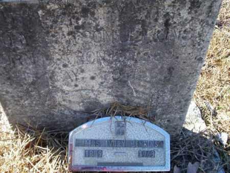 JENKINS, MRS IVORY - Nevada County, Arkansas | MRS IVORY JENKINS - Arkansas Gravestone Photos