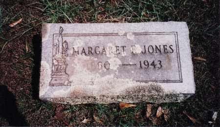 JONES, MARGARET - Nevada County, Arkansas | MARGARET JONES - Arkansas Gravestone Photos