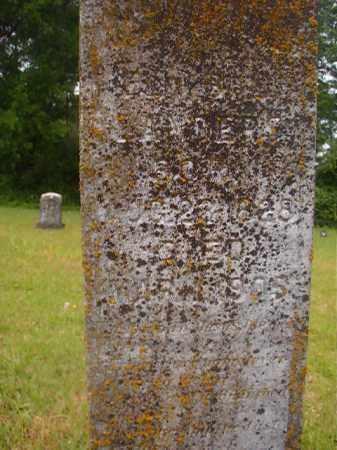 LANDERS, B L - Nevada County, Arkansas | B L LANDERS - Arkansas Gravestone Photos