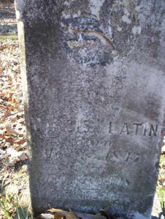 LATIN, NARGIS - Nevada County, Arkansas | NARGIS LATIN - Arkansas Gravestone Photos