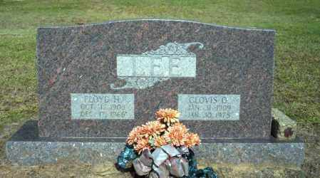 LEE, CLOVIS O - Nevada County, Arkansas | CLOVIS O LEE - Arkansas Gravestone Photos