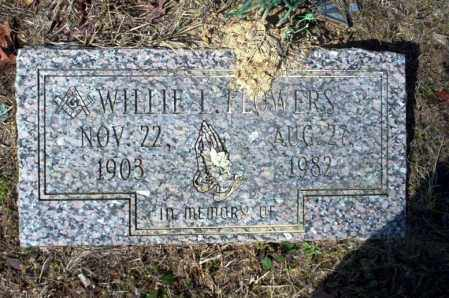 LOWERS, WILLIE L - Nevada County, Arkansas | WILLIE L LOWERS - Arkansas Gravestone Photos