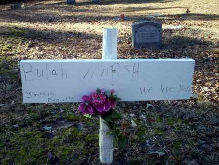 MARSH, BULAH - Nevada County, Arkansas | BULAH MARSH - Arkansas Gravestone Photos