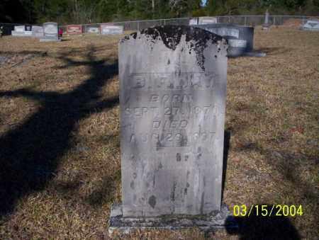 MAY, B.F. - Nevada County, Arkansas | B.F. MAY - Arkansas Gravestone Photos